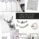 Parure De Lit Noir Et Blanc Meilleur De Parure Lit Fille Nouveau Linge De Lit Nouveau Boxspringbett 90—200