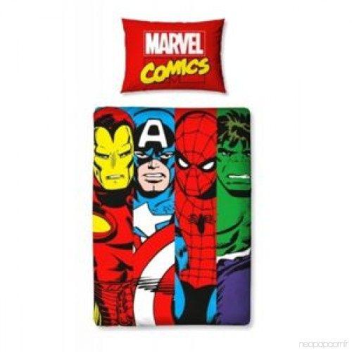 Parure De Lit Pas Cher Nouveau Avengers Parure De Lit Bébé Spiderman Multicolore 140cm X 200cm