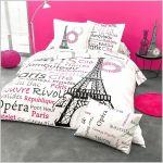 Parure De Lit Romantique Frais Parure De Lit Paris Parure Lit Fille élégant Banquette Lit 0d Simple