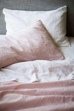 Parure De Lit Rose Poudré Joli 30 Best Anything Stone Washed Linen Images