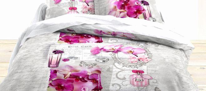 Parure De Lit Rose Unique Parure De Lit Rose Unique Housse De Couette Noir Et Rose Luxe Housse