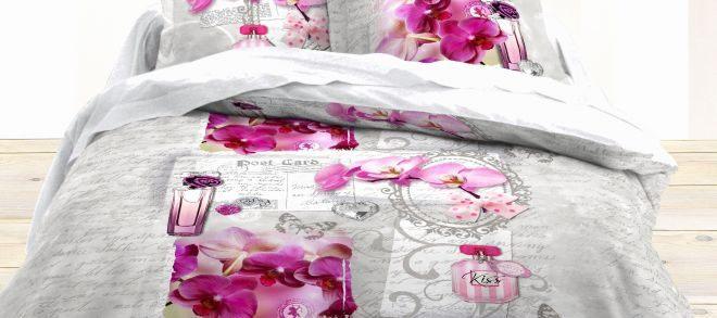 Parure De Lit Rouge Élégant Parure De Lit Coton Bio Housse De Couette Luxe Unique Housse Table