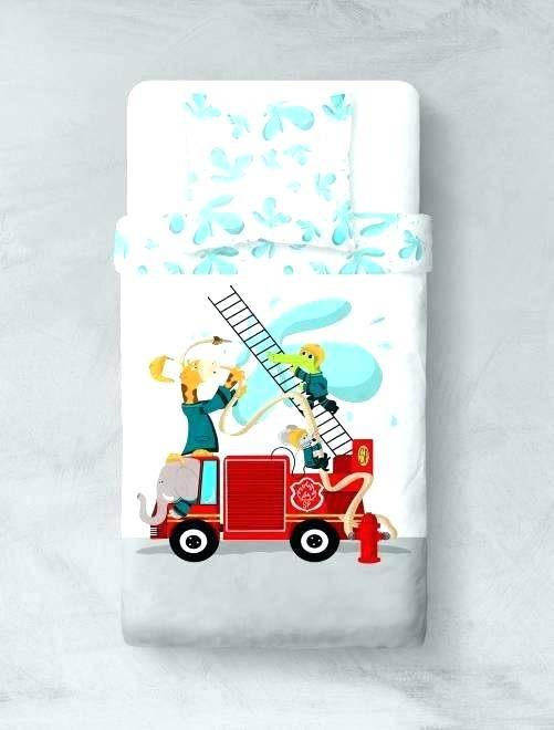 Parure De Lit Sam Le Pompier Beau Linge De Lit Pompier – Deadmanwalkingfo