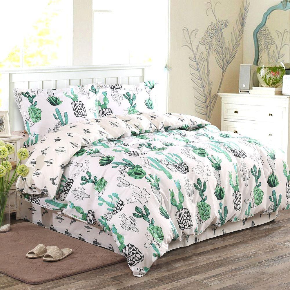Parure De Lit Satin De Coton Fraîche Russie Classique Lmitate soie Sentir Satin Me Le Coton Tissu Vert