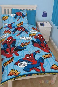 Parure De Lit Spiderman Inspiré 61 Meilleures Images Du Tableau Chambre Spiderman