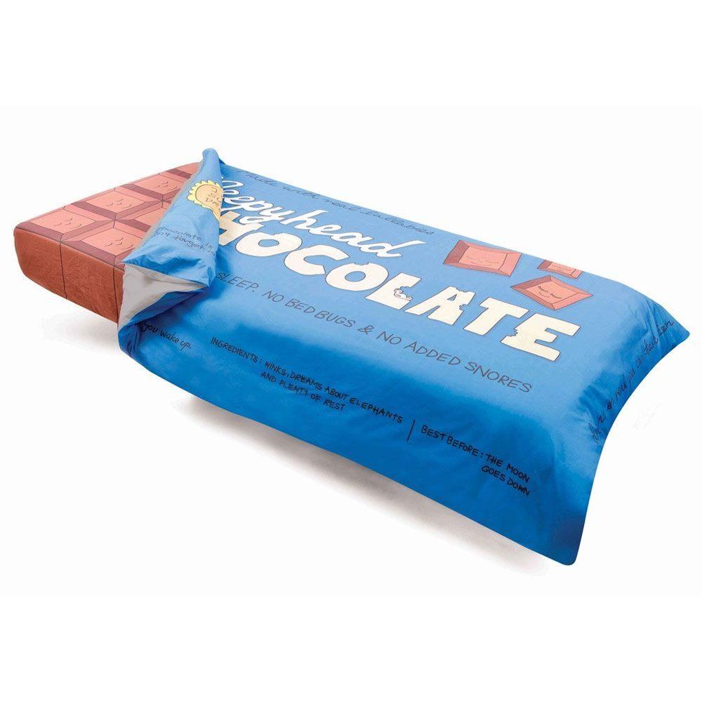 Parure De Lit today Frais La Parure De Lit Snack Qui Imite Les Barres Au Chocolat