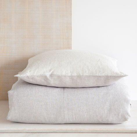 Parure De Lit Zara Home De Luxe Grey Linen Bed Linen Collection Milano Collection