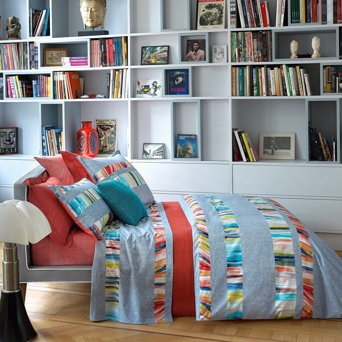 Parure Lit 180×200 Impressionnant Parure De Lit Olivier Desforges atelier Multico Linge De Lit Haut