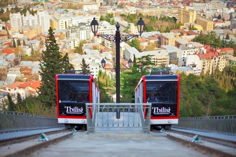 Apartment in Mtatsminda Tbilissi – Tarifs 2019
