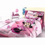 Parure Lit Minnie Douce 22 Beau Collection De Housse De Couette 220x240 Disney