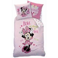 Parure Lit Minnie Fraîche Disney Minnie Mouse Shaped Cushion New & Official