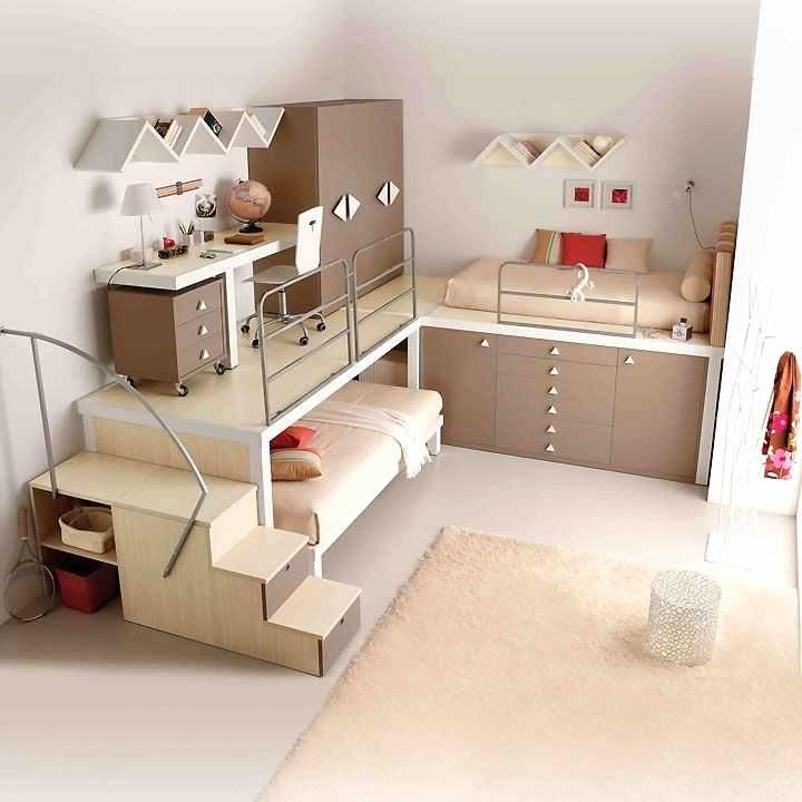 Petit Lit Enfant Agréable 65 Luxe S De Rangement Pour Petite Chambre