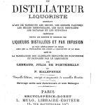 Prevention Punaise De Lit Huile Essentielle Fraîche Calaméo Manuel Plet Du Distillateur Liquoriste 1918