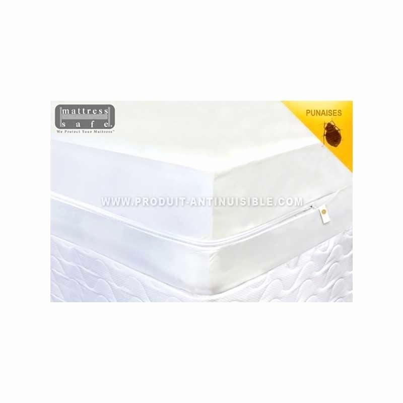 Punaise De Lit Insecticide Housse Intégrale Zippée Anti Punaises De