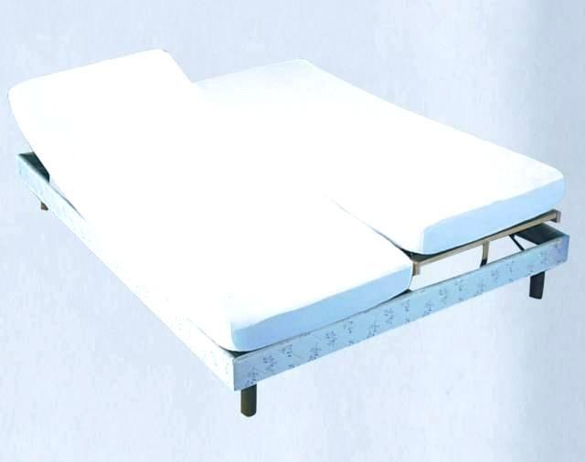 Protege Matelas Pour Lit Electrique 2x80x200 Génial Lit Articule Electrique Matelas Lit Articule Electrique Protage