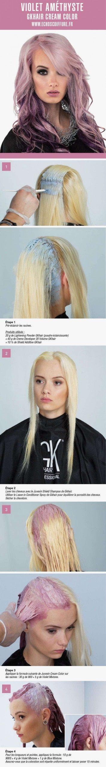 Punaise De Lit Dans Les Cheveux Fraîche Application Changer Couleur Cheveux Cosmopolitan France Dans L App