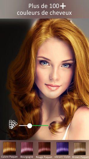 Punaise De Lit Dans Les Cheveux Frais Application Changer Couleur Cheveux Cosmopolitan France Dans L App