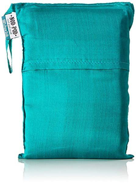 Punaise De Lit Traitement Naturel Le Luxe Nod Pod soie Drap De Sac De Couchage Turquoise Amazon