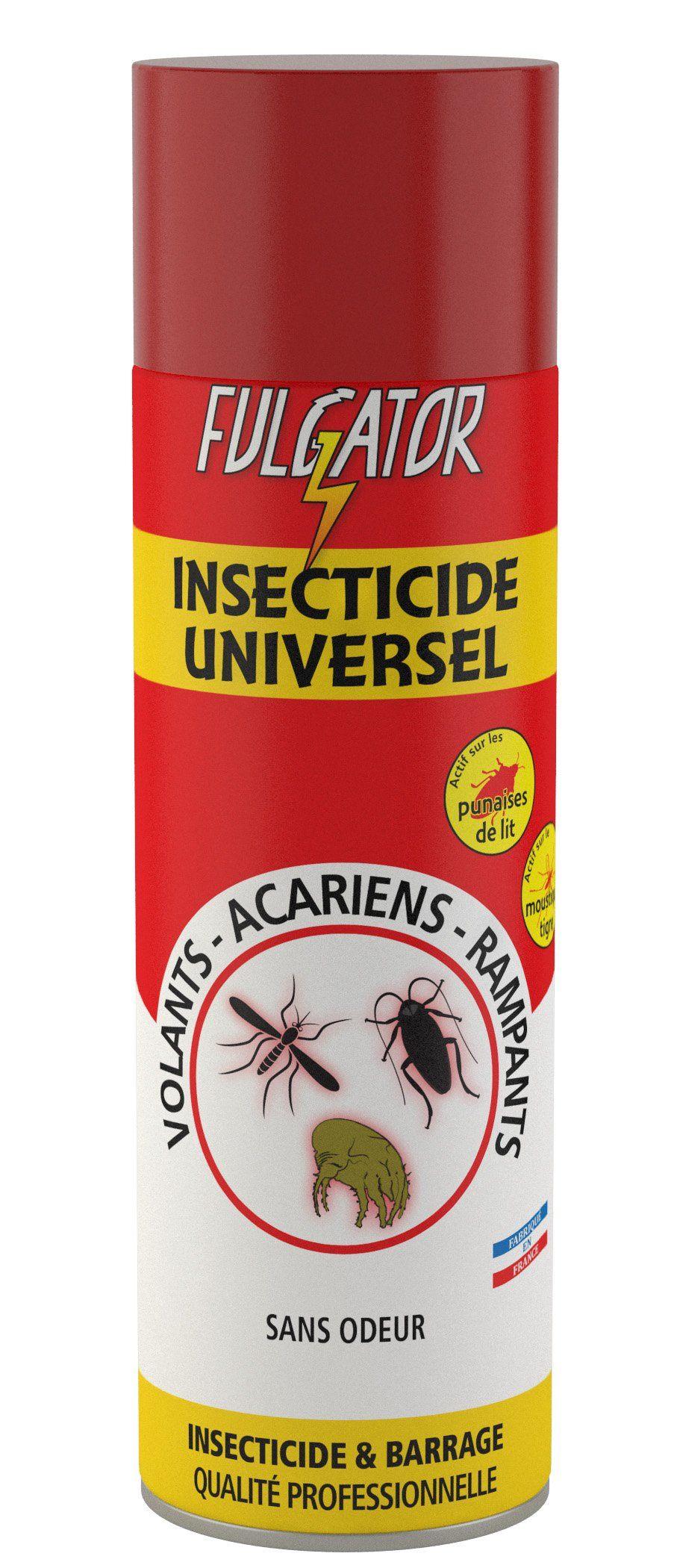 Punaise De Lit Vetement Charmant Fulgator Insecticide Barrage Insecticide Universel tous