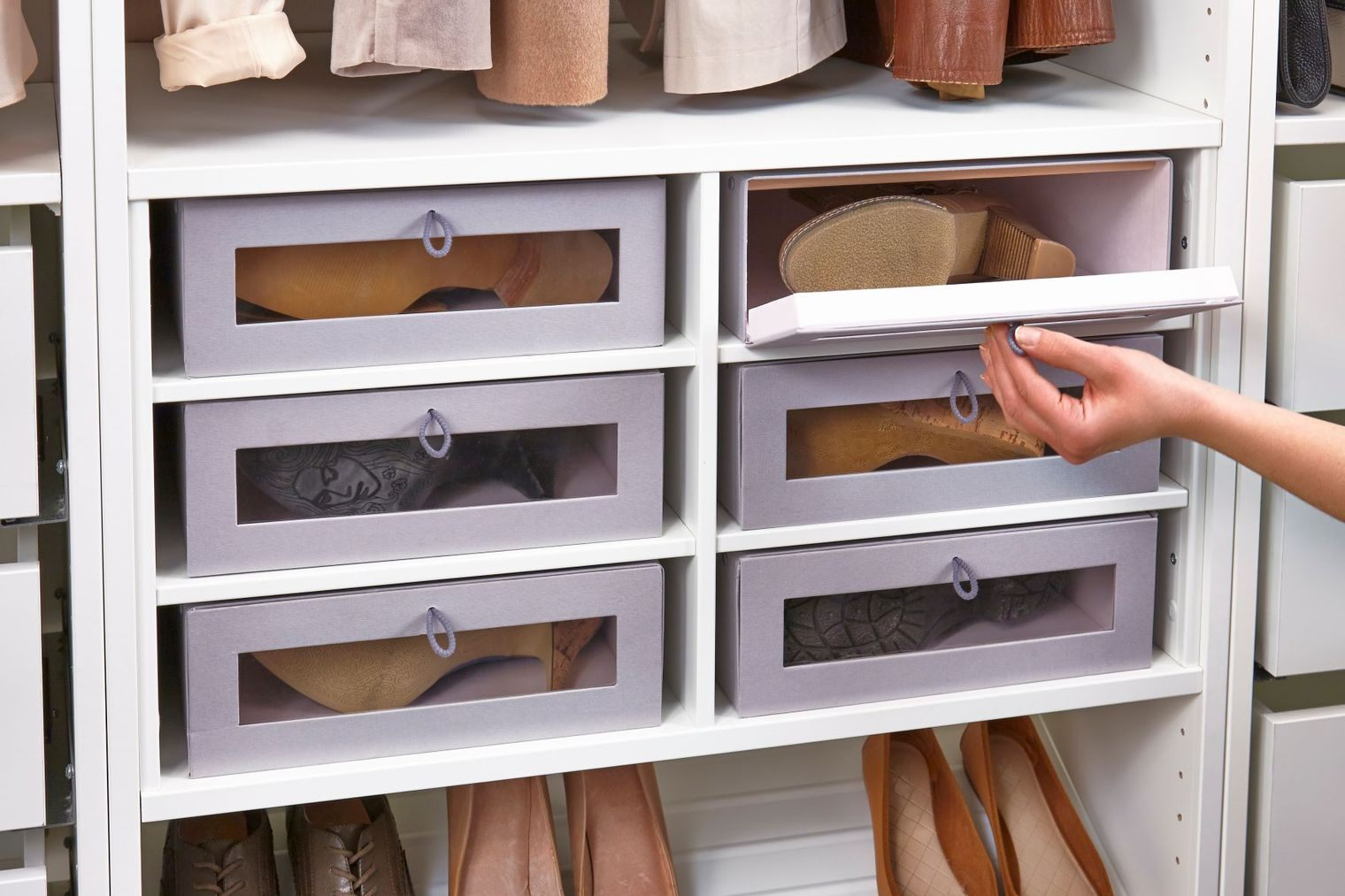Luxe De Maison Meubles De Plus Passionné Ikea Rangement Sous Lit