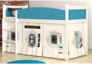 Rideau Lit Mezzanine Impressionnant Rideau Pour Lit Mezzanine élégant Ma Chambre D Enfant Nouveau Le Lit
