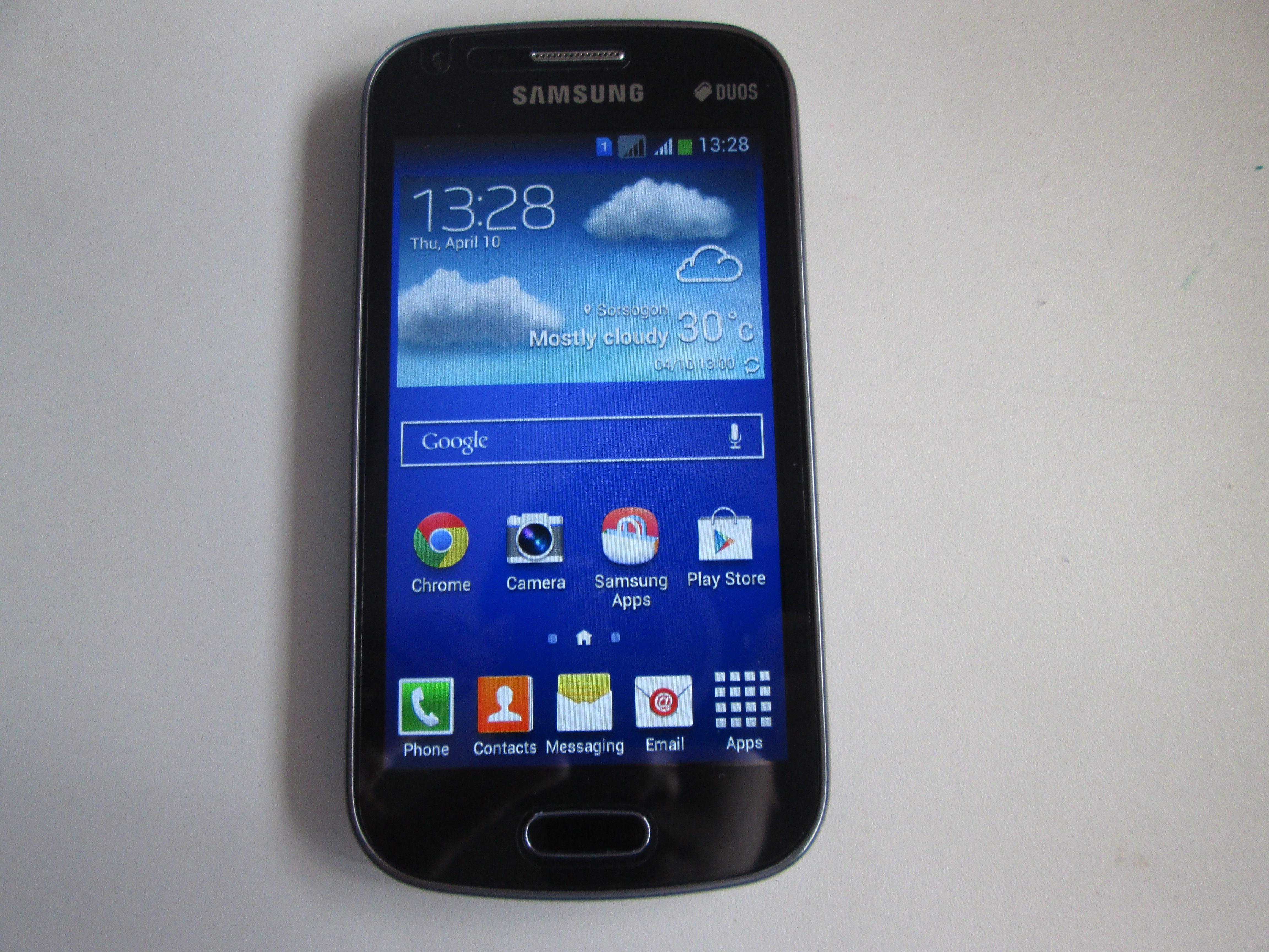 Samsung Gear 2 Lite Agréable Samsung Galaxy S Duos 2
