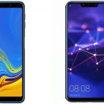 Samsung Gear 2 Lite Douce Samsung Galaxy A7 2018 Vs Huawei Mate 20 Lite