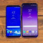 Samsung Gear 2 Lite Frais Samsung Galaxy S8 Vs Galaxy S8 Parison Photos Business Insider