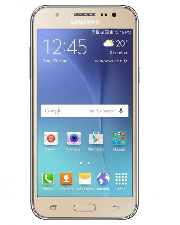 Samsung Galaxy J7 SM J700H Gold — купить в интернет магазине АЛЛО