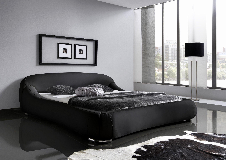Lit 160—200 Design Beau sommier Rangement Unique Matelas Redoute