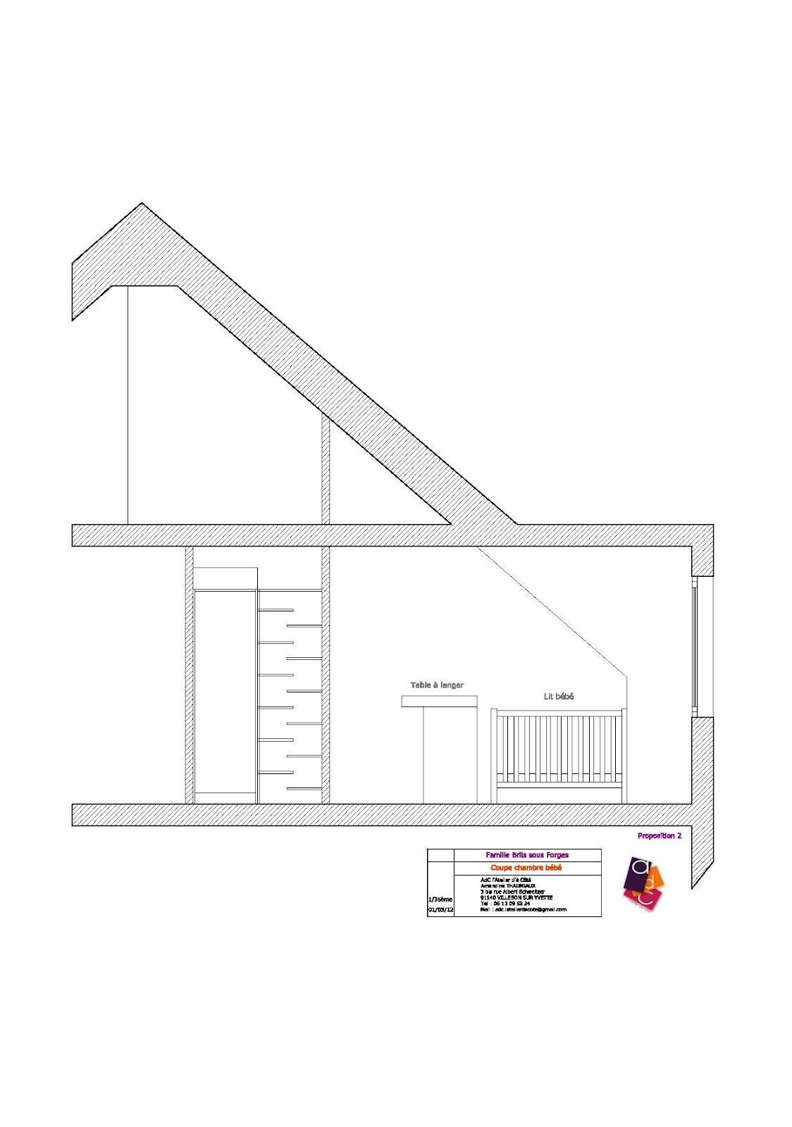 Sommier Lit Bébé 60×120 Inspiré Plan Chambre Bébé