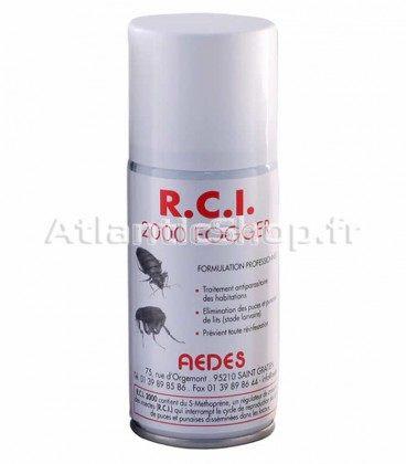Aérosol RCI 2000 FOGGER anti puce anti punaise de lit 9 90 €