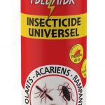 Spray Anti Punaises De Lit Joli Fulgator Insecticide Barrage Insecticide Universel Tous