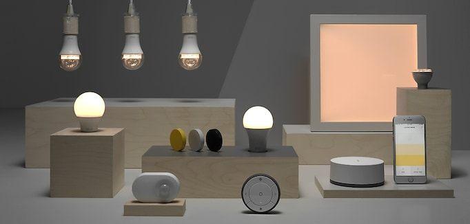 Support ordinateur Portable Lit Ikea Douce Smart Lighting Wireless Remote Control Lighting