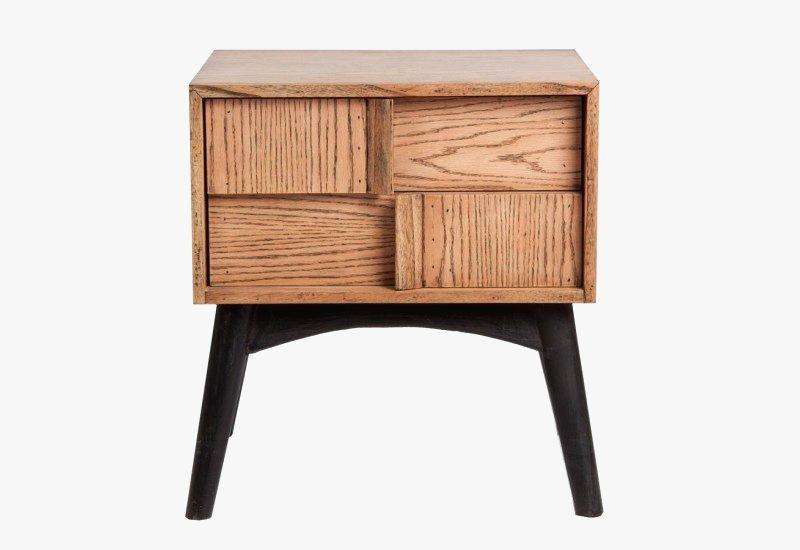 Table De Chevet Lit Mezzanine Le Luxe Abordable 62 Table De Chevet Bois Scandinave