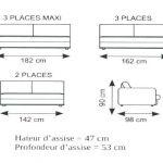 Taille Lit 2 Places Beau Haut Dimension Lit 2 Places – Steveburgesshypnosis