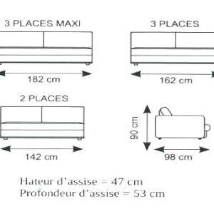 Taille Lit Une Place Frais Haut Dimension Lit 2 Places – Steveburgesshypnosis
