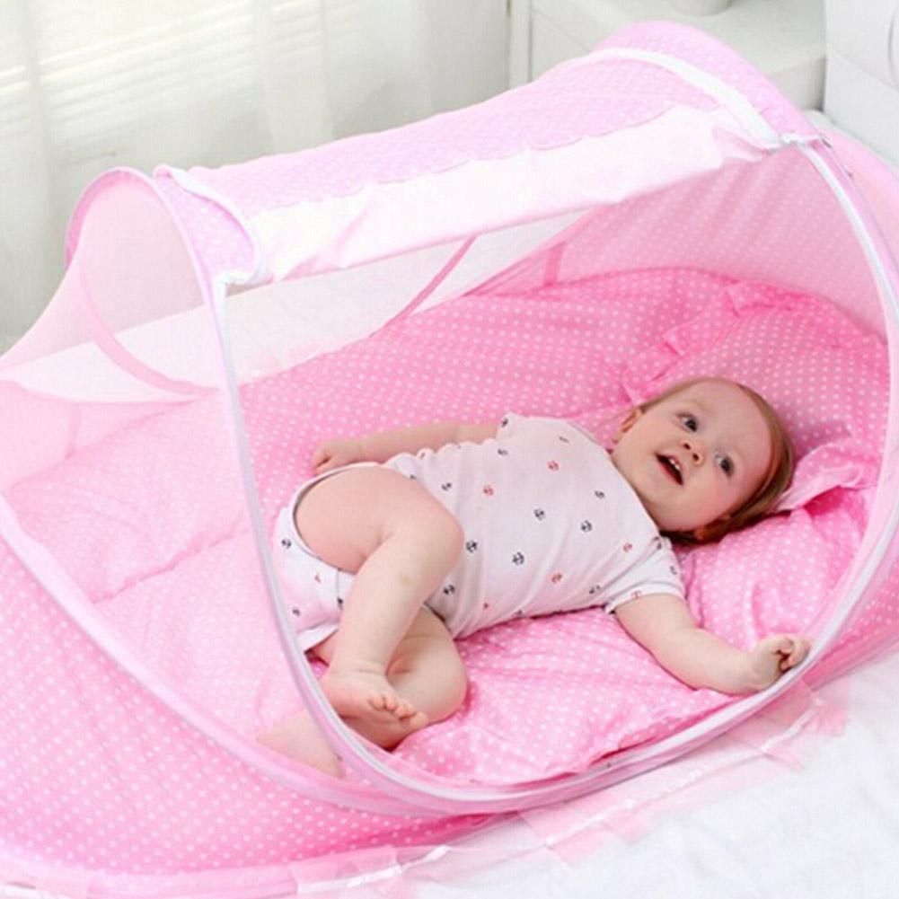 Tente De Lit Enfant Belle Acheter Lit De Bébé Portatif Moustiquaire Tente Multi Fonction