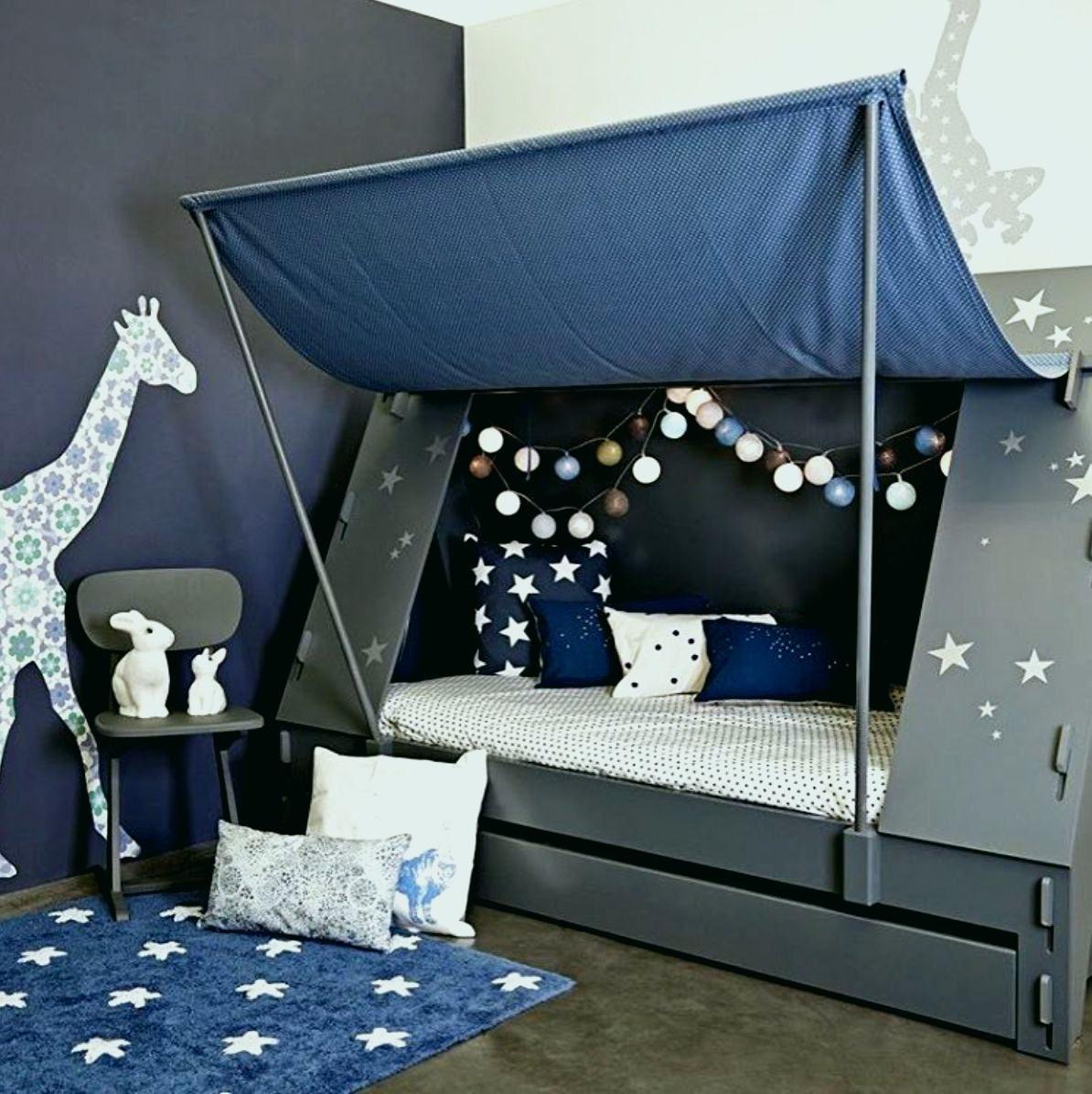 Tente De Lit Enfant Impressionnant Lit Fille Cabane Frais Lit Tente Enfant Inspiré Tente Chambre Fille