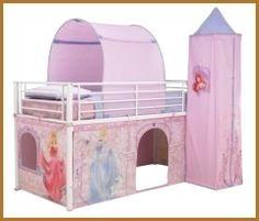 Tente De Lit Enfant Luxe Tente Pour Lit Mi Haut Zochrim