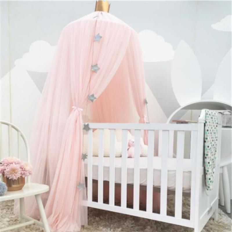 Tente De Lit Enfant Magnifique Acheter Bébé Lit De Bébé Rideau Doux Princesse Maison Moustiquaire
