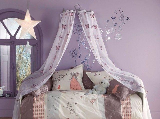 Tente De Lit Enfant Meilleur De Ciel De Lit Ou Lit  Baldaquin