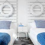 Tete De Lit 1 Personne Le Luxe Une Tªte De Lit Ambiance Bord De Mer 20 Idées Pour Vous Inspirer