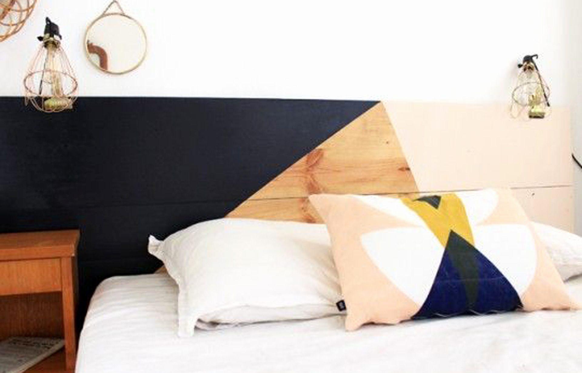 Tete De Lit 90×190 Le Luxe Tete De Lit 90—190 Luxe Tete De Lit Peinture Drap Avec Tissu Taupe