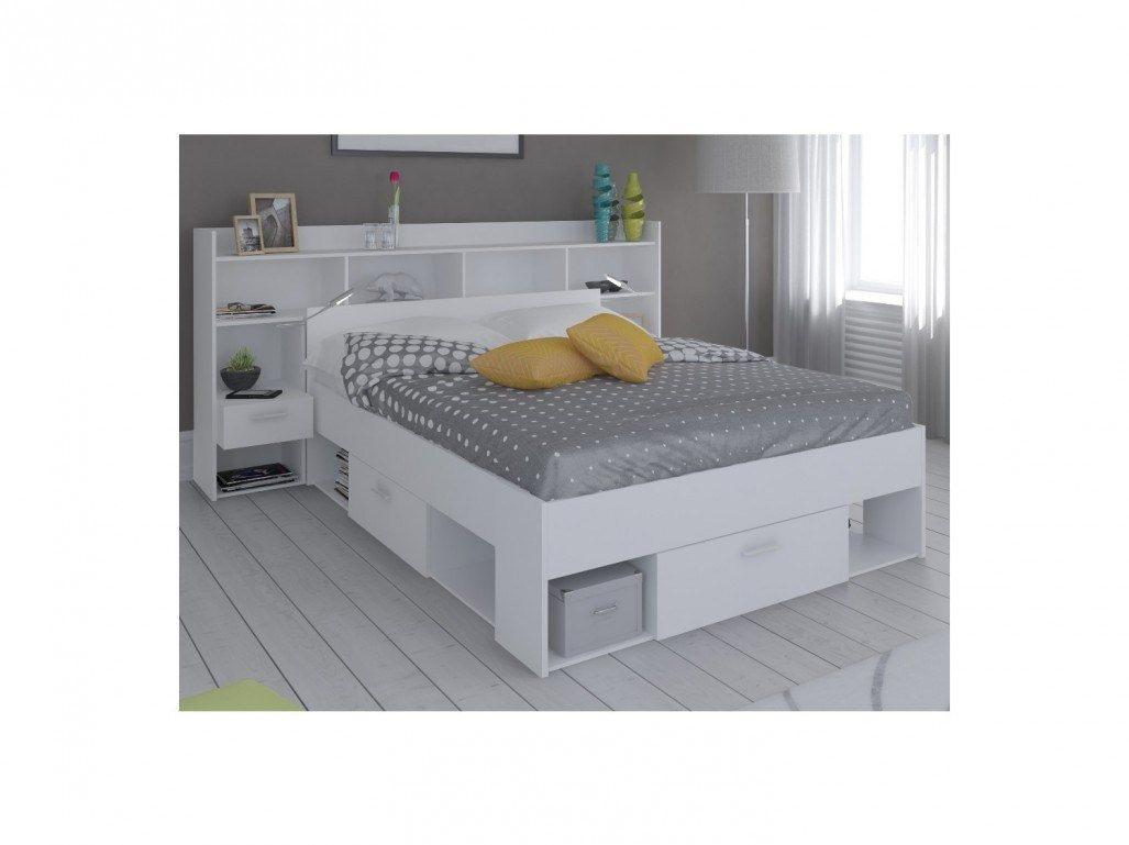 Tete De Lit Avec Chevet Intégré Ikea Belle Tete De Lit Gain De Place