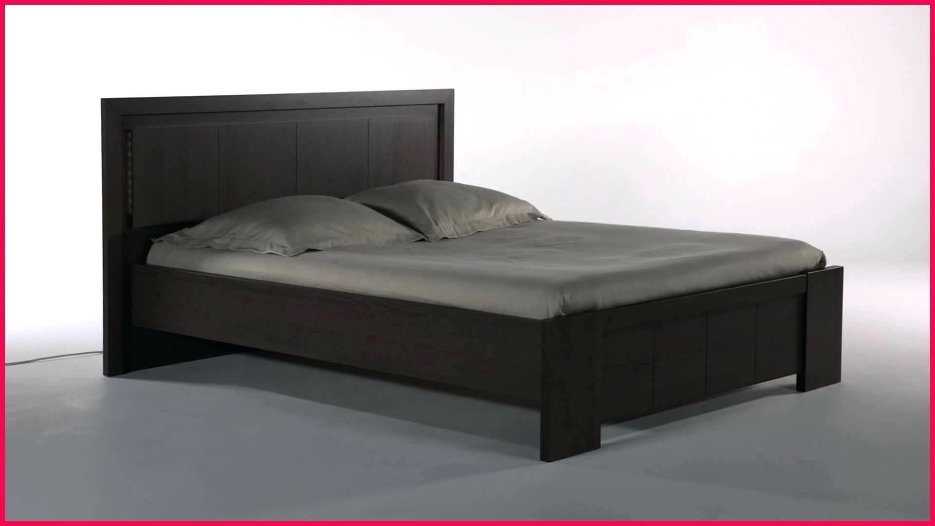 Tete De Lit Avec Chevet Intégré Ikea Le Luxe Lit 2 Places Avec Rangement
