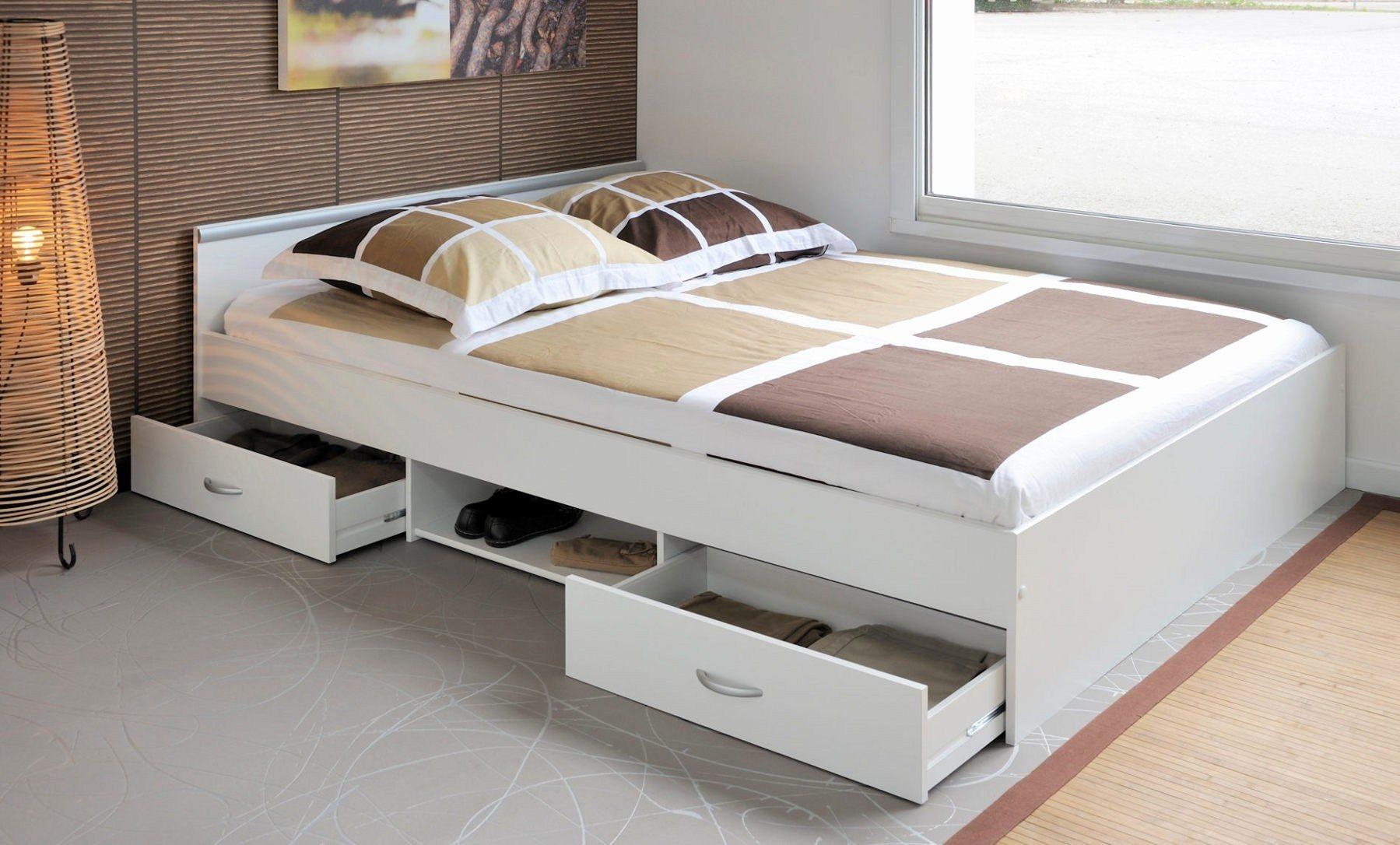 Tete De Lit Avec Chevet Intégré Ikea Magnifique Lit 2 Places Avec Rangement