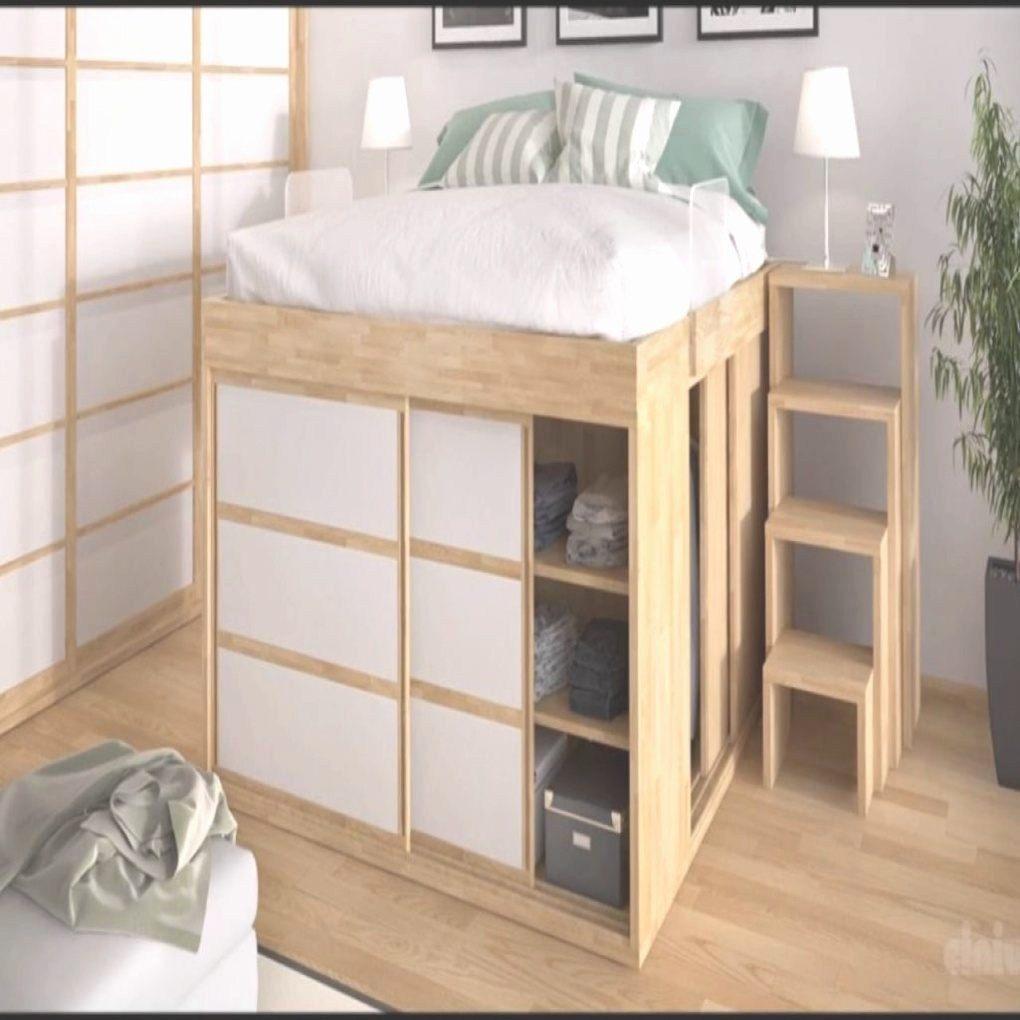 Tete De Lit Avec Chevet Intégré Ikea Unique Lit Rangement Intégré
