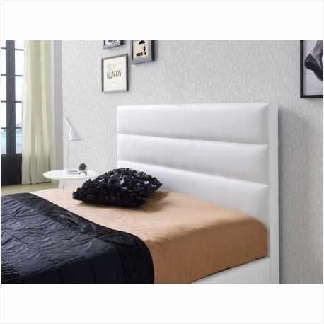 Tete De Lit Blanche 180 Frais Lit Design En Cuir Populairement Cb Extras