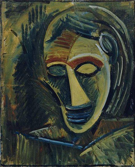 Tete De Lit Bord De Mer Belle List Of Picasso Artworks 1901–1910